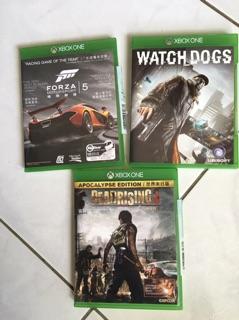 (二手)Xbox one 含遊戲片等其他配件 可面交 | 蝦皮購物
