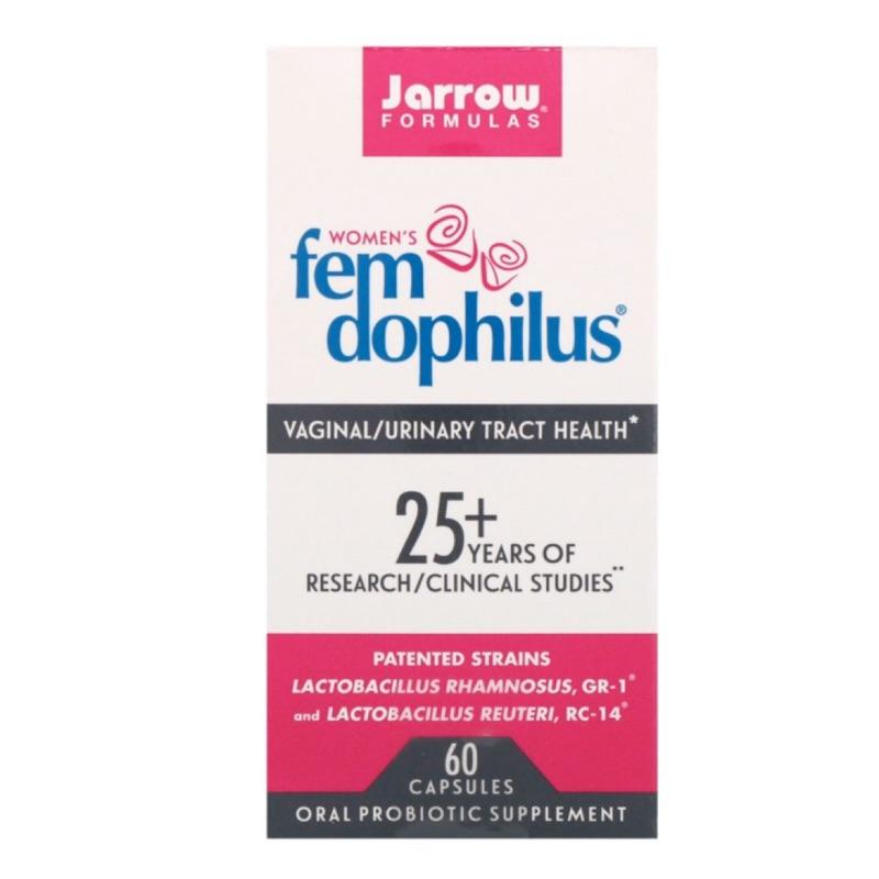 美國JARROW FORMULAS 女性婦科專用益生菌60顆 | 蝦皮購物