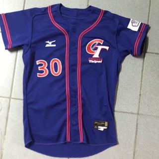 CT中華隊號碼衣球衣 棒球國球 | 蝦皮購物