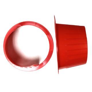 汽車喇叭塑料木墊圈6寸6.5寸通用音響防水罩美音圈隔音棉密封改裝 | 蝦皮購物
