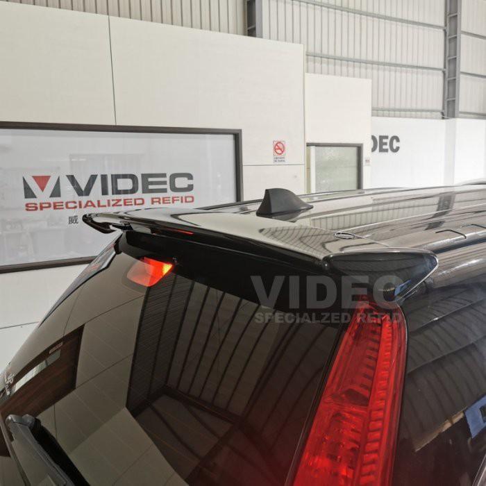 大臺北汽車精品 HONDA 07-11 3代 3.5代 CRV 三代 無限 尾翼 MUGEN 樣式 CRV3 臺北威德 | 蝦皮購物