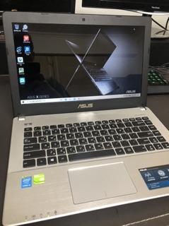 Asus x450j i5 gt940m 9成新 laptop 華碩 電競筆電 獨顯LOL   蝦皮購物