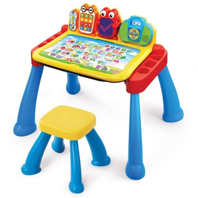 Vtech 3合1多功能互動學習桌椅的價格推薦 - 2020年12月| 比價比個夠BigGo