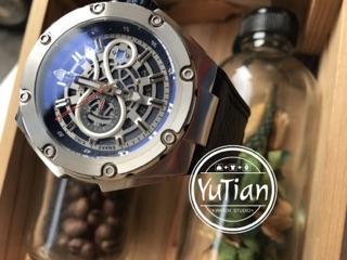 蛇王機械錶_NSQUARE SNAKEKING自動腕錶-46MM N10.6藍鋼/藍色 | 蝦皮購物