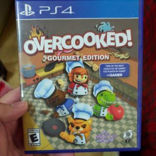 [PS4] overcooked 煮過頭 煮糊了 | 蝦皮購物