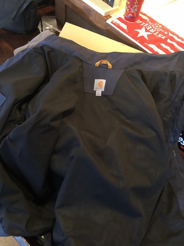 Takesit推薦款 Carhartt Shoreline Jacket 防水 防風 透溼 機能性 重磅 外套 現貨 | 蝦皮購物