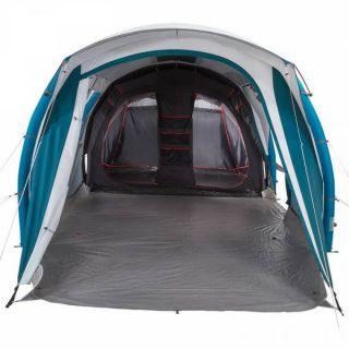 [ 粘粘露營租 ] 帳篷 出租 租借 迪卡儂 5.2 充氣 黑黑帳 cp最高 戶外 露營 必備 睡到自然醒 | 蝦皮購物