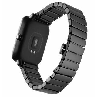 【臺灣現貨!!】米動手錶青春版手錶 陶瓷 錶帶 腕帶 替換錶帶 小米手錶 米動 非不繡鋼 20mm 通用 | 蝦皮購物
