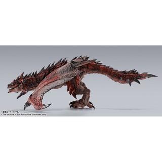 【預購】日版 S.H.MonsterArts SHM 魔物獵人 雄火龍 迅龍 | 蝦皮購物