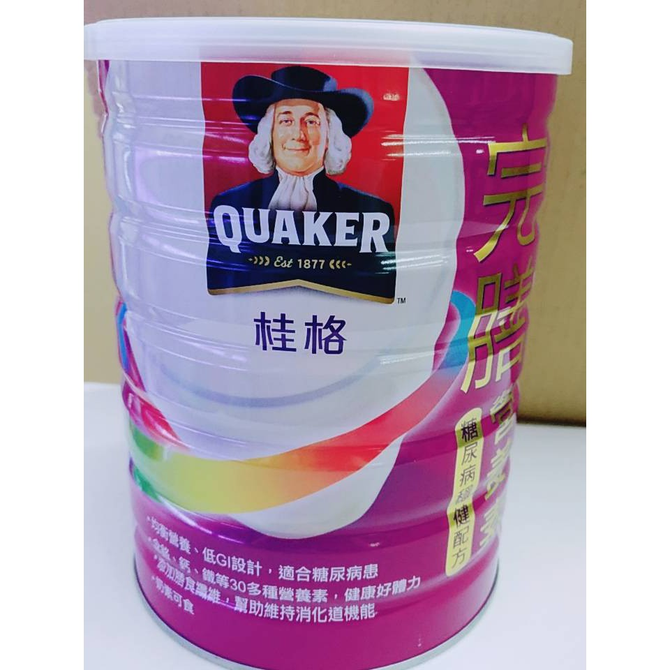 桂格完膳穩健配方-糖尿病奶粉900g | 蝦皮購物