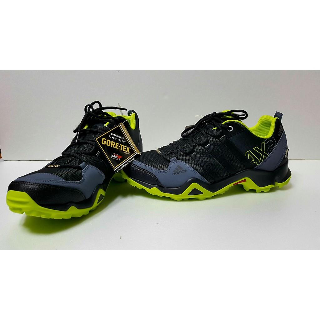 ADIDAS GORE-TEX 專業登山防水鞋(男)   蝦皮購物