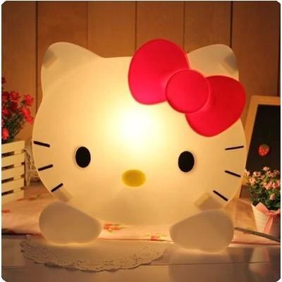 Hello Kitty 凱蒂貓夢幻壁燈 可愛夜燈 小夜燈卡通壁燈牆燈掛壁燈 | 蝦皮購物