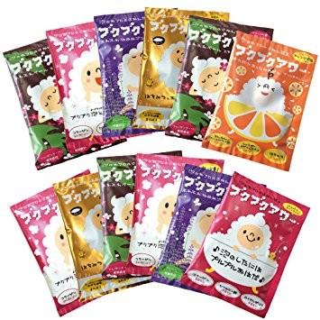 現貨附發票 日本小綿羊泡泡入浴劑 泡泡浴必備 入浴粉 泡澡粉 泡泡浴   蝦皮購物