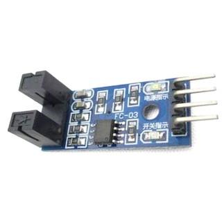 光耦測速及計數傳感器模組 光遮斷式電機測速感測器 適用各種MCU   蝦皮購物