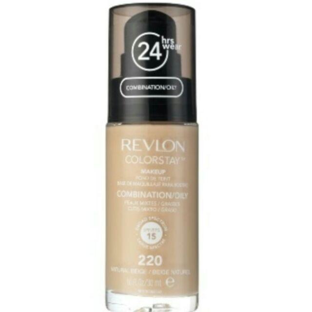 Revlon露華濃-超持色輕透粉底液(自然膚色)   蝦皮購物