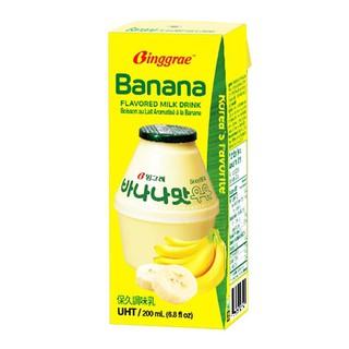 韓國香蕉牛奶 現貨不用等 好市多costco 超人氣 爆紅 保久調味乳 | 蝦皮購物