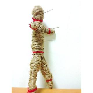 草人扎針插針 打小人 紓壓 巫毒娃娃 降頭術 道教法術做法   蝦皮購物