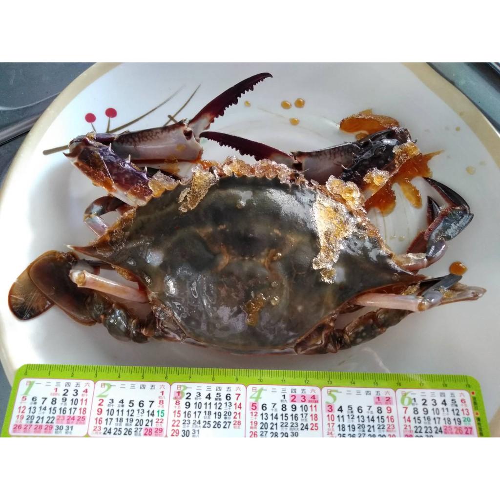 【冷凍】韓國進口 醬油生醃螃蟹 5kg±5%原裝 / 1.4kg±5%分裝 | 蝦皮購物