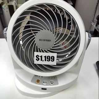 IRIS OHYAMA 小型循環器 循環扇 CFA-153-W 【日式二手店 大和堂】   蝦皮購物