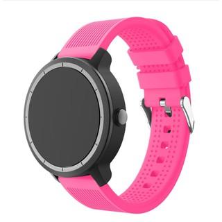 佳明 Garmin Vivoactive 3 / Vivomove HR 20MM通用快拆硅膠錶帶 川字紋運動矽膠替換帶 | 蝦皮購物