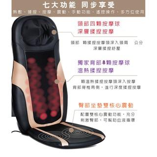 輝葉 4D溫熱手感按摩墊HY-633+極度深捏3D美腿機HY-702   蝦皮購物