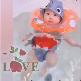 新款兒童泳衣男女寶寶遊泳館可愛鯊魚泳裝嬰兒連體泳衣 | 蝦皮購物
