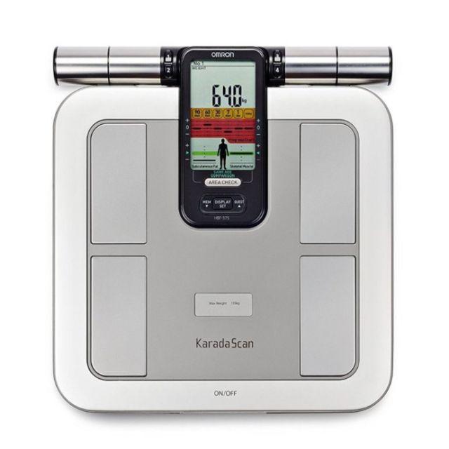 【全新現貨】OMRON 歐姆龍 體重體脂計 體脂肪計 體脂計 HBF-375 | 蝦皮購物