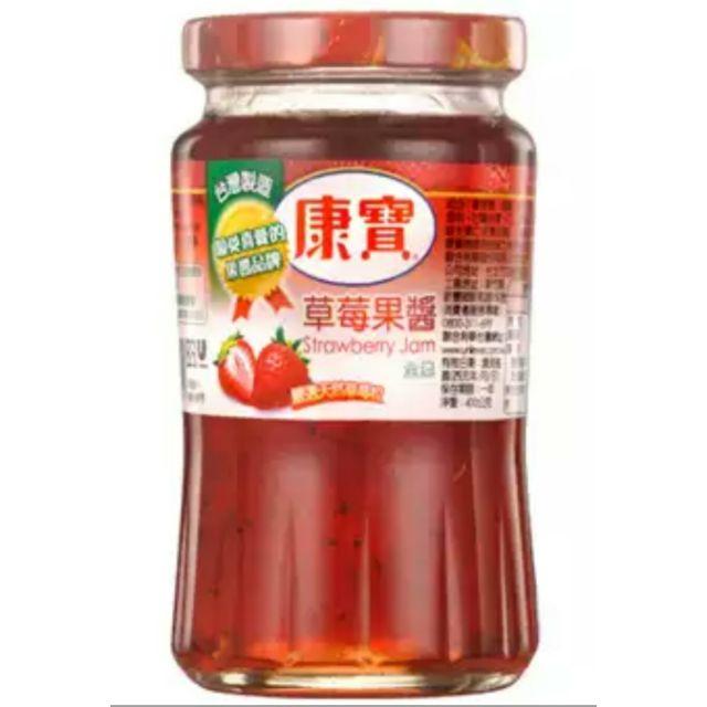 康寶草莓果醬400g   蝦皮購物
