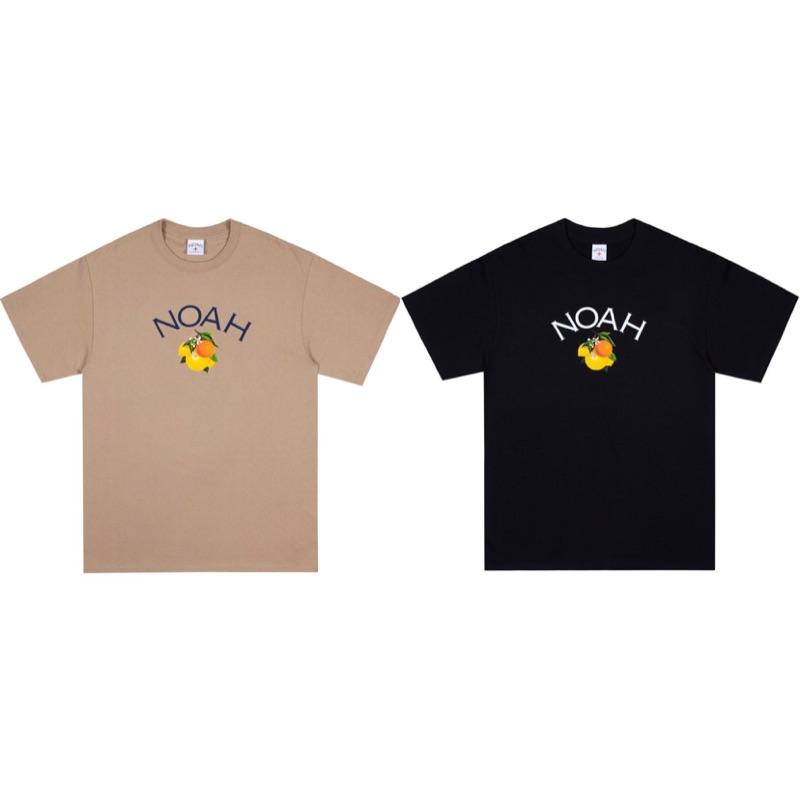 Noah Citrus Core Logo Tee 全新官網貨   蝦皮購物