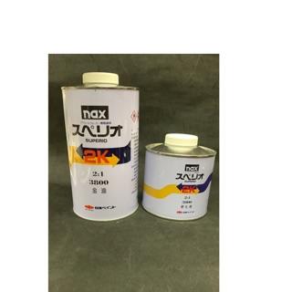立邦 金油 NAX SUPERIO 2K 3800烤漆金油 汽車金油 2:1 | 蝦皮購物