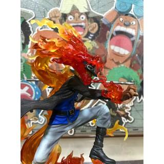 ☆現貨☆ 海賊王 GK 薩波 革命軍 參謀總長 火龍 燒燒果實 可亞拉 龍鉤爪 薩博 魯夫 艾斯 大炎界   蝦皮購物