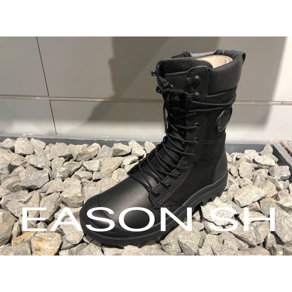 EASON SH(免運費)PALLADIUM 防水系列 全新戰靴 TACTICAL OPS系列 76479-008 | 蝦皮購物