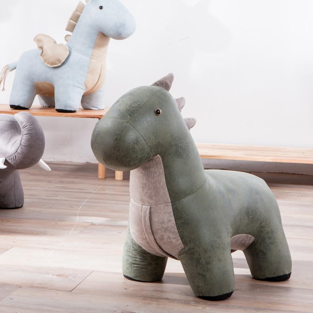 【生活工場】噠噠恐龍造型椅凳 | 蝦皮購物