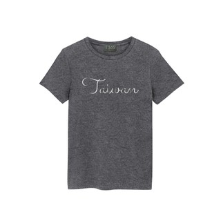 T365 TAIWAN 臺灣 臺灣 愛臺灣 單字 國家 可愛 草寫 英文 金屬銀 T恤 男女皆可穿 下單備註尺寸 短T | 蝦皮購物