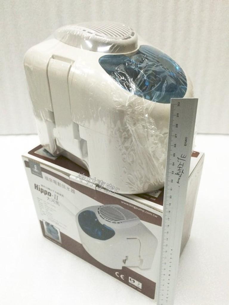 《分離式冷氣排水器》福泉大河馬 F1 大排水量 營業用 電動 自動 保固壹年 | 蝦皮購物