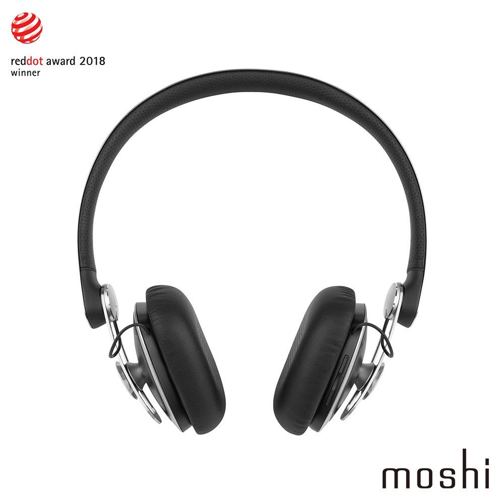 Moshi Avanti Air 藍牙無線耳罩式耳機 2018年紅點   蝦皮購物