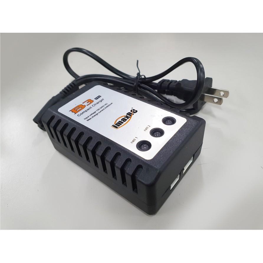 10W平衡充電器 IMaxRC B3 pro/ 模型飛機 汽車 船模專用 / 鋰電池充電   蝦皮購物