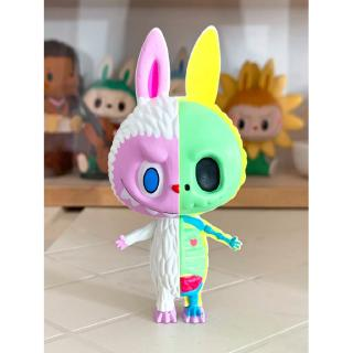 【現貨】正品POPMART泡泡瑪特Labubu半解剖吊卡 手辦潮玩娃娃 拉布布限量全新未拆 | 蝦皮購物