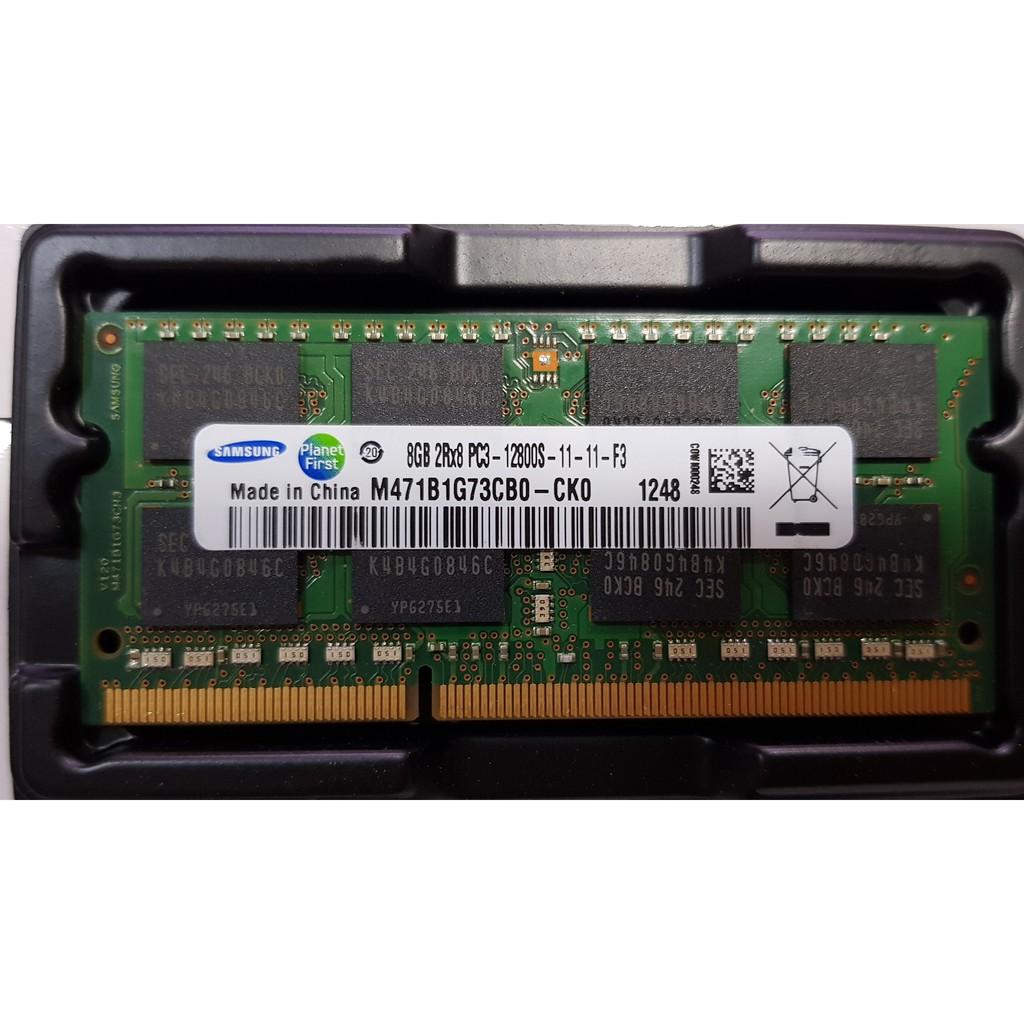 三星原廠Samsung 8G 筆電記憶體 DDR3 1600 8GB 1.5V PC3-12800S雙面16顆粒 5年保   蝦皮購物