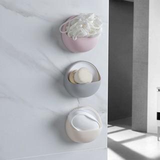 無印風 時尚簡約半圓開放式通風肥皂盒【JG0615】《Jami》 | 蝦皮購物