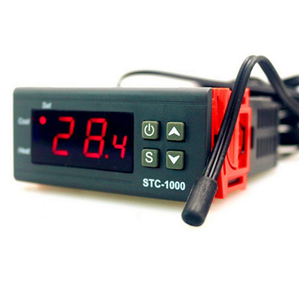 hight resolution of stc 1000 temperature controller thermostat aquarium stc1000 incubator cold chain temp wholesale laboratories temperature stc 1000 temperature controller