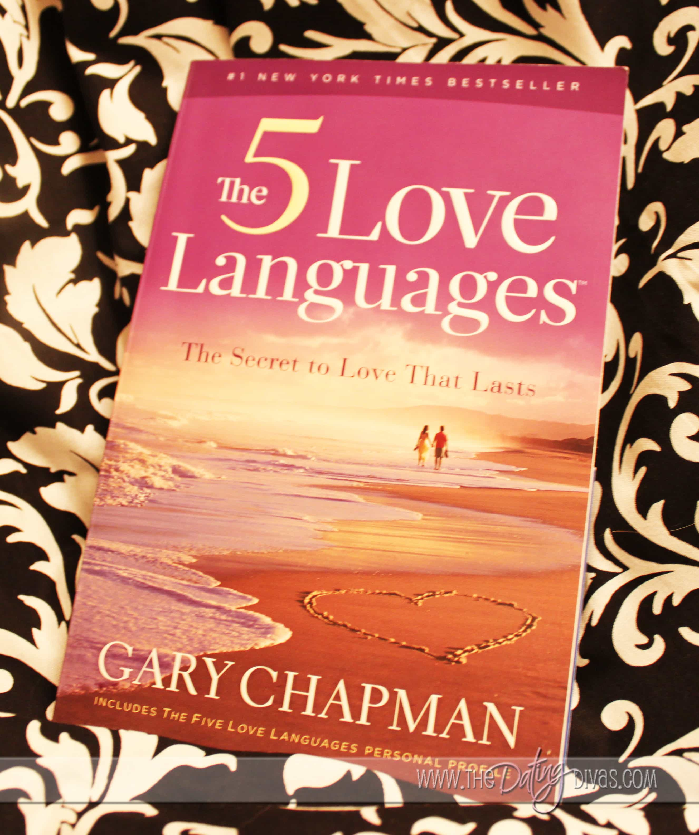 The 5 Love Languages By Gary Chapman Book Review