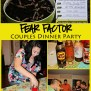 Fear Factor Couples Game Night
