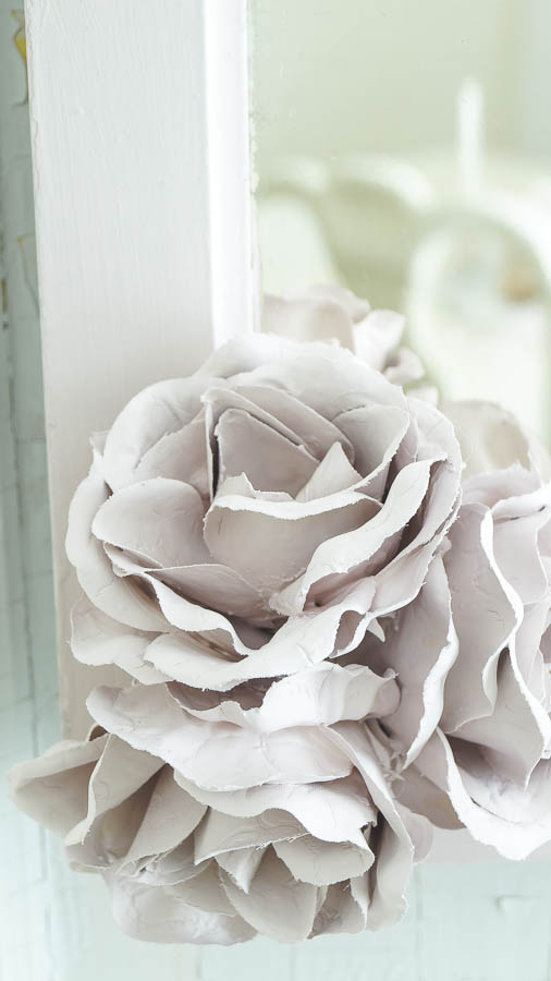 painting living room furniture white rectangle layout with sectional porcelain roses from chalk paint - lace cottage
