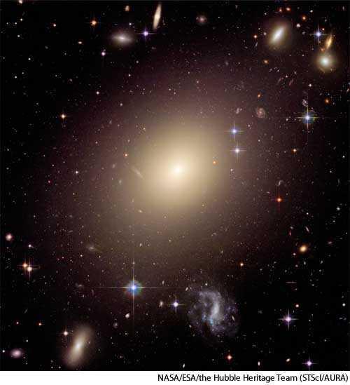Elliptical galaxy dictionary definition  elliptical
