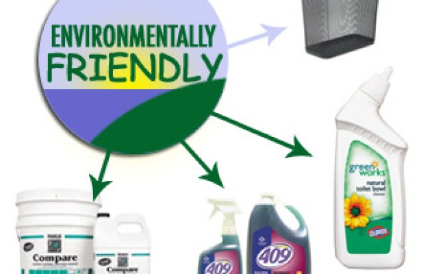 Environmentally Friendly Green Products At The Betty