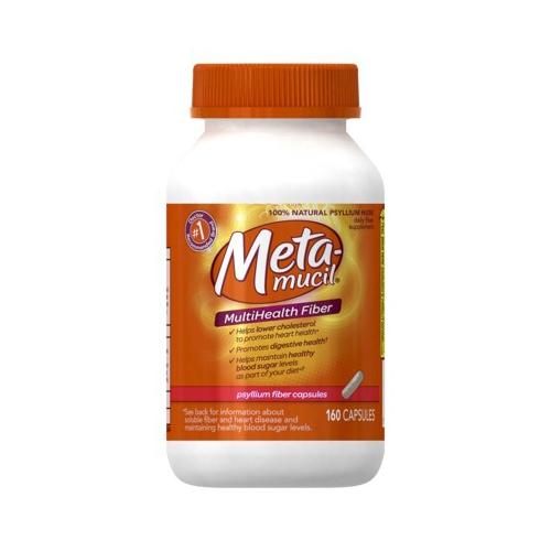 BettyMills: Fiber Supplement Metamucil Capsule 160 per ...