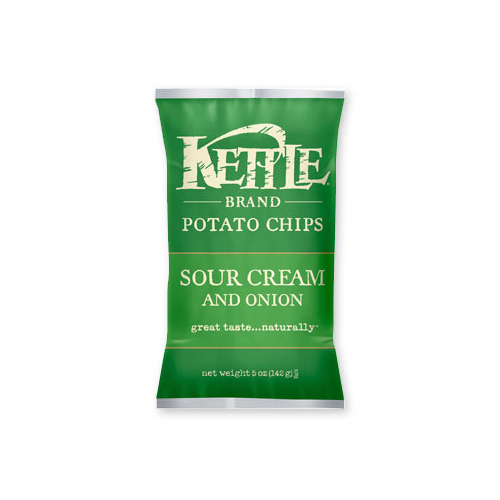 BettyMills Sour Cream Onion Chips Kettle Foods 39788