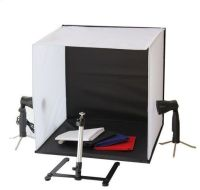 Portable 50 x 50 x 50 cm Camera Photo Studio Box Cube Tent ...