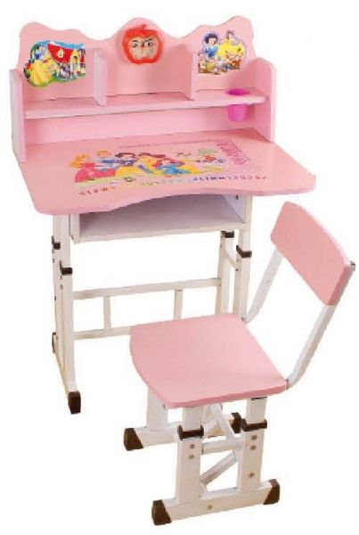 study table and chair for kids wonda white bonded leather accent with wood arms educational clock souq uae 110 85 aed